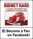 Kidney Kars Facebook Page